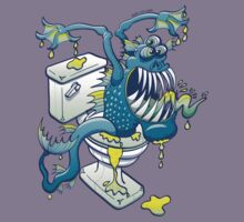 Toilet Monster Kids Clothes