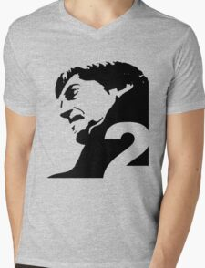 The Second Doctor – Patrick Troughton Mens V-Neck T-Shirt