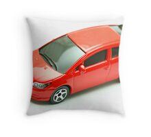 Model car Throw Pillow