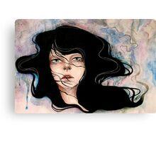 Somnolence Canvas Print
