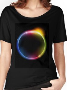 Space Interstellar star Women's Relaxed Fit T-Shirt