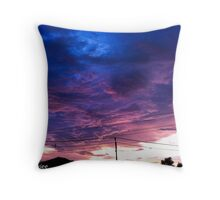 Lonely even not alone...Got Featured Work Throw Pillow
