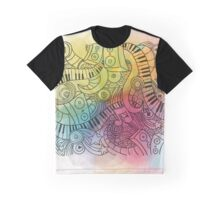 Sheet Music piano  Graphic T-Shirt