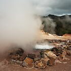 Volcano in Azores islands by Gaspar Avila