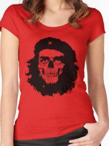 Revolución Muerte Women's Fitted Scoop T-Shirt