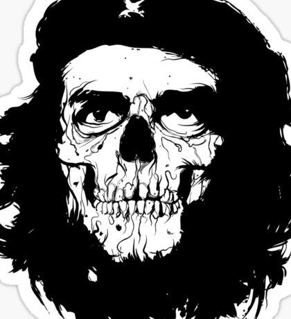 Revolución Muerte Sticker