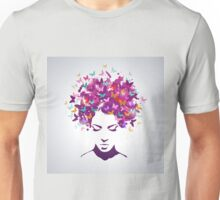 Women butterflies Unisex T-Shirt