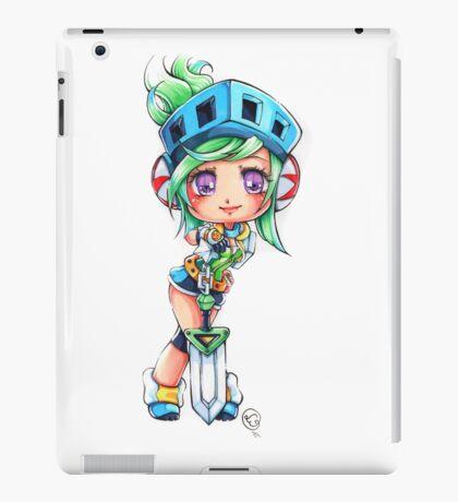 Chibi Arcade Riven iPad Case/Skin