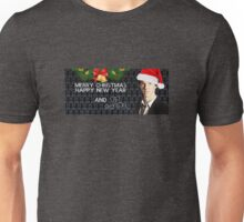 Sherlock Christmas Unisex T-Shirt