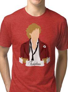 Enjolras (Aaron Tveit)- Les Miserables Tri-blend T-Shirt