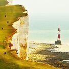 Beachy Head by Steve