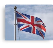 British Pride Canvas Print