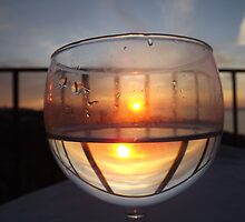 Through The Glass by Hannah Taylor