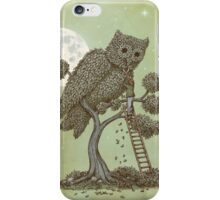 The Night Gardener iPhone Case/Skin