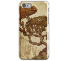 Autumn Chameleons iPhone Case/Skin
