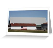 You're a Grand Old Flag...a Symbol of Freedom! Greeting Card