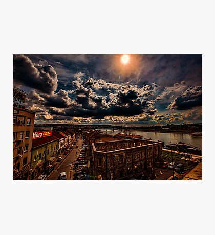 Belgrade Photographic Print