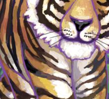 Animal Parade Tiger Sticker
