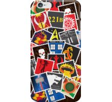 Nerd's Stamp Collection: Requested by KShep21 iPhone Case/Skin