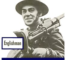 Englishman -- This Man Is Your Friend by warishellstore
