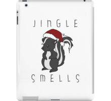 Jingle Smells iPad Case/Skin