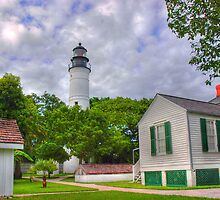 Key West Lighthouse by Noah Browning