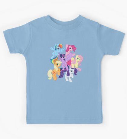 My Little Pony Group Kids Tee