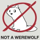 A Regular Wolf is Not a Werewolf by ArgyleWerewolf