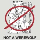 Hippie-Wolves are Not Werewolves by ArgyleWerewolf