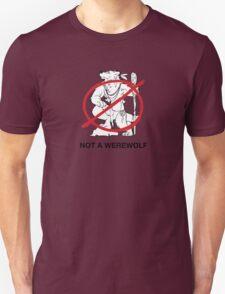Hippie-Wolves are Not Werewolves T-Shirt