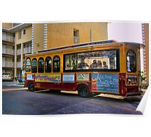 The Jolley Trolley Poster