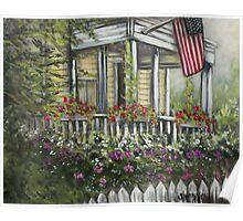Summer Gardens Poster