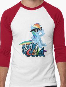 20% Cooler Men's Baseball ¾ T-Shirt