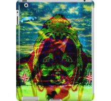 UFO CODE CRACKER iPad Case/Skin