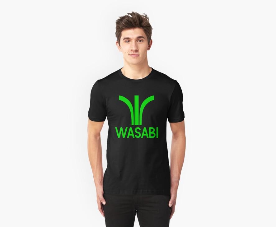 Wasabi by azummo
