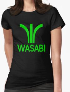 Wasabi Womens Fitted T-Shirt