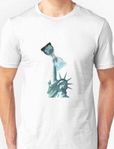 WikiLeaks Liberty T-Shirt