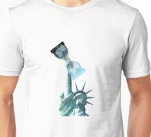 WikiLeaks Liberty Unisex T-Shirt