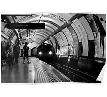 London - The Piccadilly Line, Earl's Court Poster