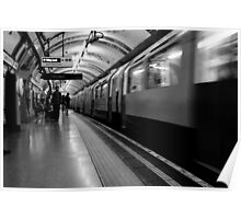 London - The Piccadilly Line Earl's Court 2 Poster
