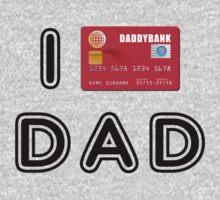 I love Dad (credit card version) by Kokonuzz