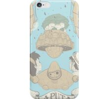 Laputa: Castle In The Sky iPhone Case/Skin