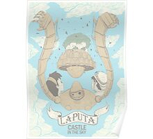 Laputa: Castle In The Sky Poster