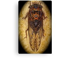 Send the King's Locust Canvas Print