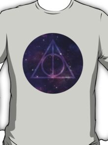 Deathly Hallows in Space T-Shirt