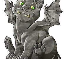 G is for Gargoyle by Wolf Gibbson