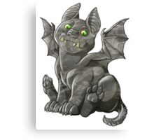 G is for Gargoyle Canvas Print