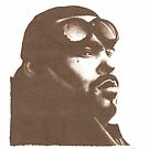 Big Pun - Pencil Portrait by Mark563
