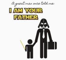 A great man once told me: I am your father by Kokonuzz