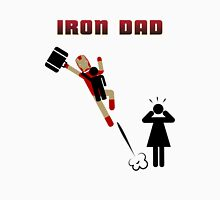 Iron Dad flying Unisex T-Shirt
